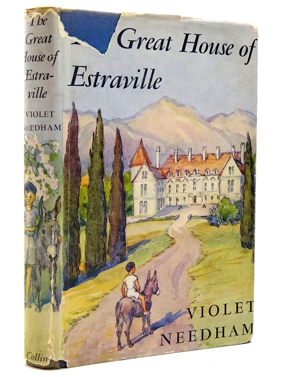 Photo of THE GREAT HOUSE OF ESTRAVILLE written by Needham, Violet illustrated by Bruce, Joyce published by Collins (STOCK CODE: 2129426)  for sale by Stella & Rose's Books
