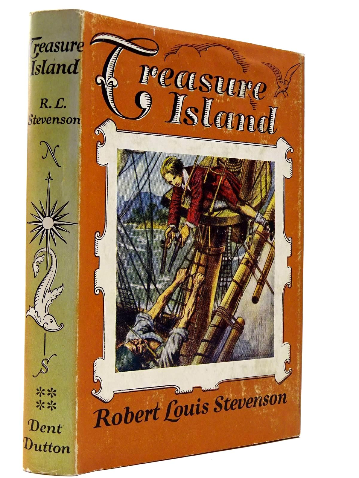 Photo of TREASURE ISLAND written by Stevenson, Robert Louis illustrated by Van Abbe, S. published by J.M. Dent & Sons Ltd. (STOCK CODE: 2129438)  for sale by Stella & Rose's Books