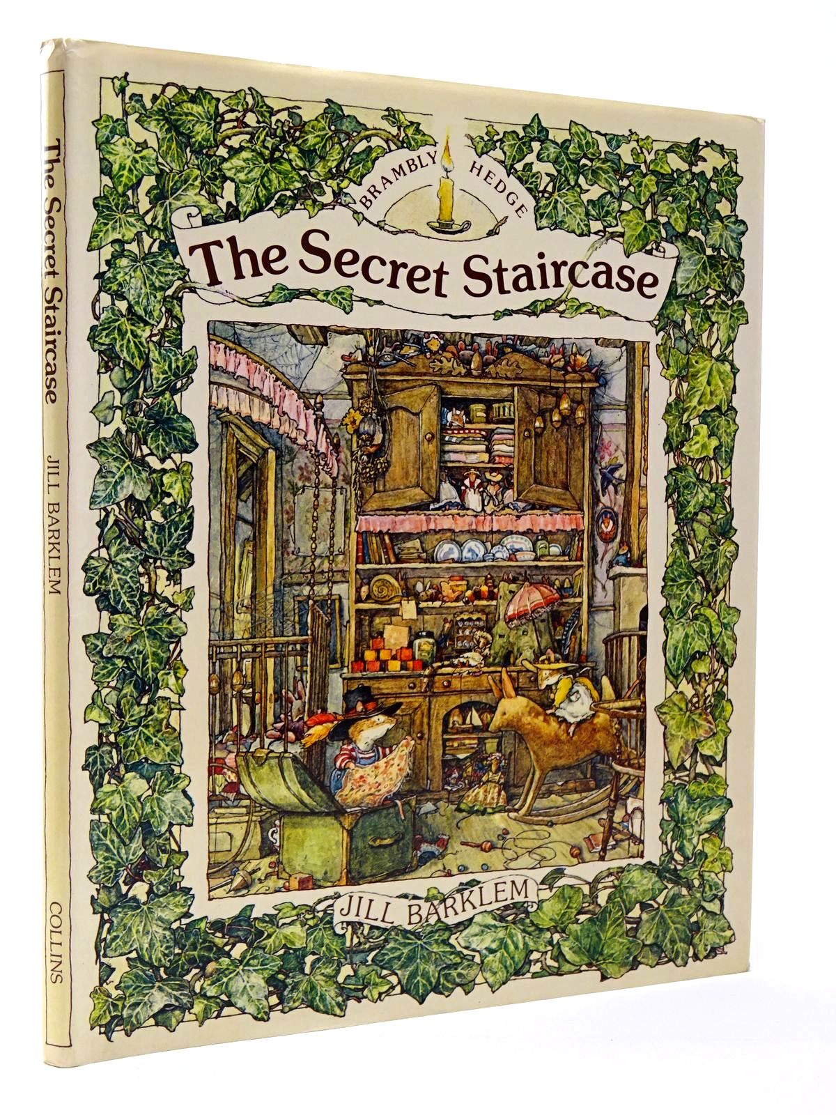 Photo of THE SECRET STAIRCASE written by Barklem, Jill illustrated by Barklem, Jill published by Collins (STOCK CODE: 2129441)  for sale by Stella & Rose's Books