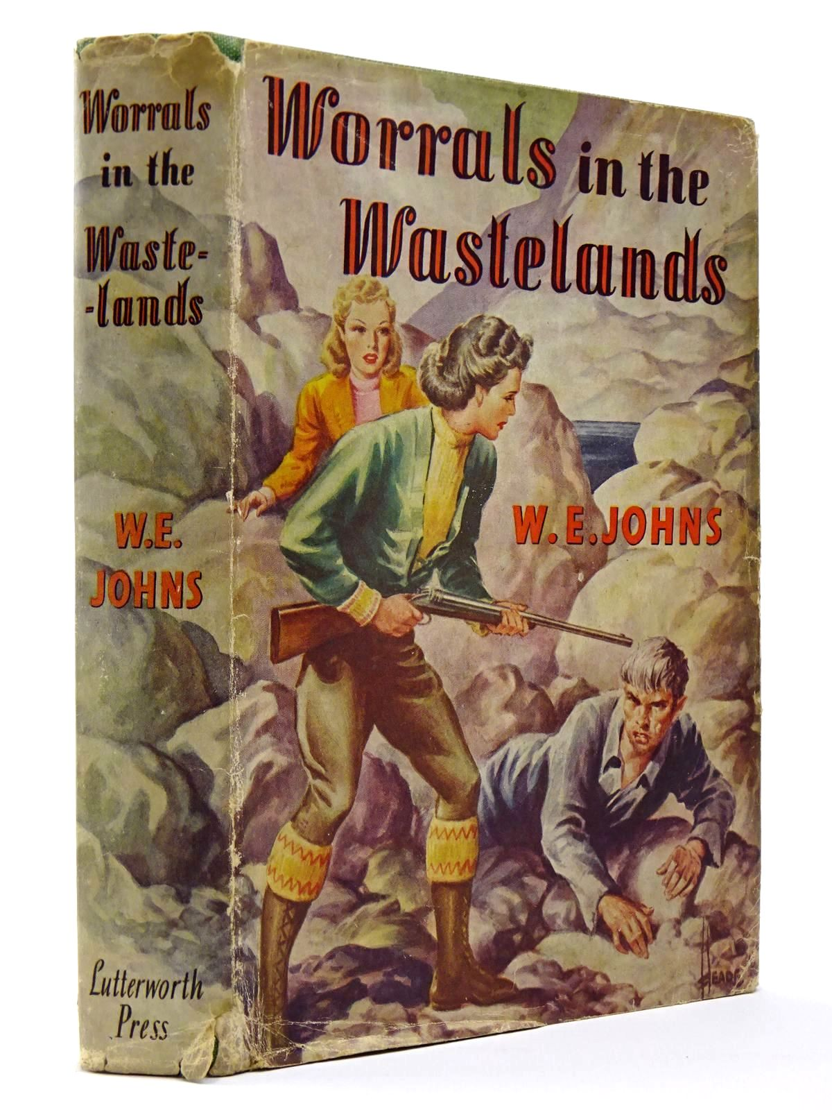 Photo of WORRALS IN THE WASTELANDS- Stock Number: 2129448