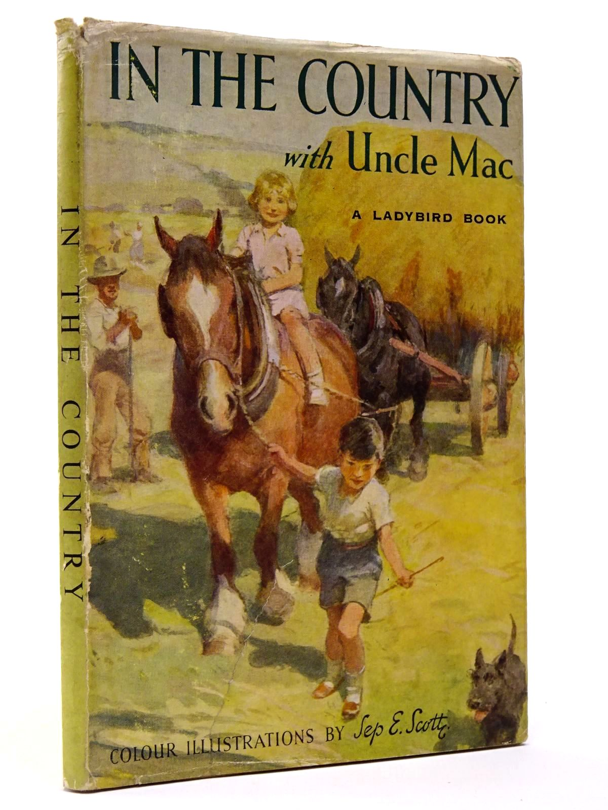 Photo of IN THE COUNTRY WITH UNCLE MAC- Stock Number: 2129457