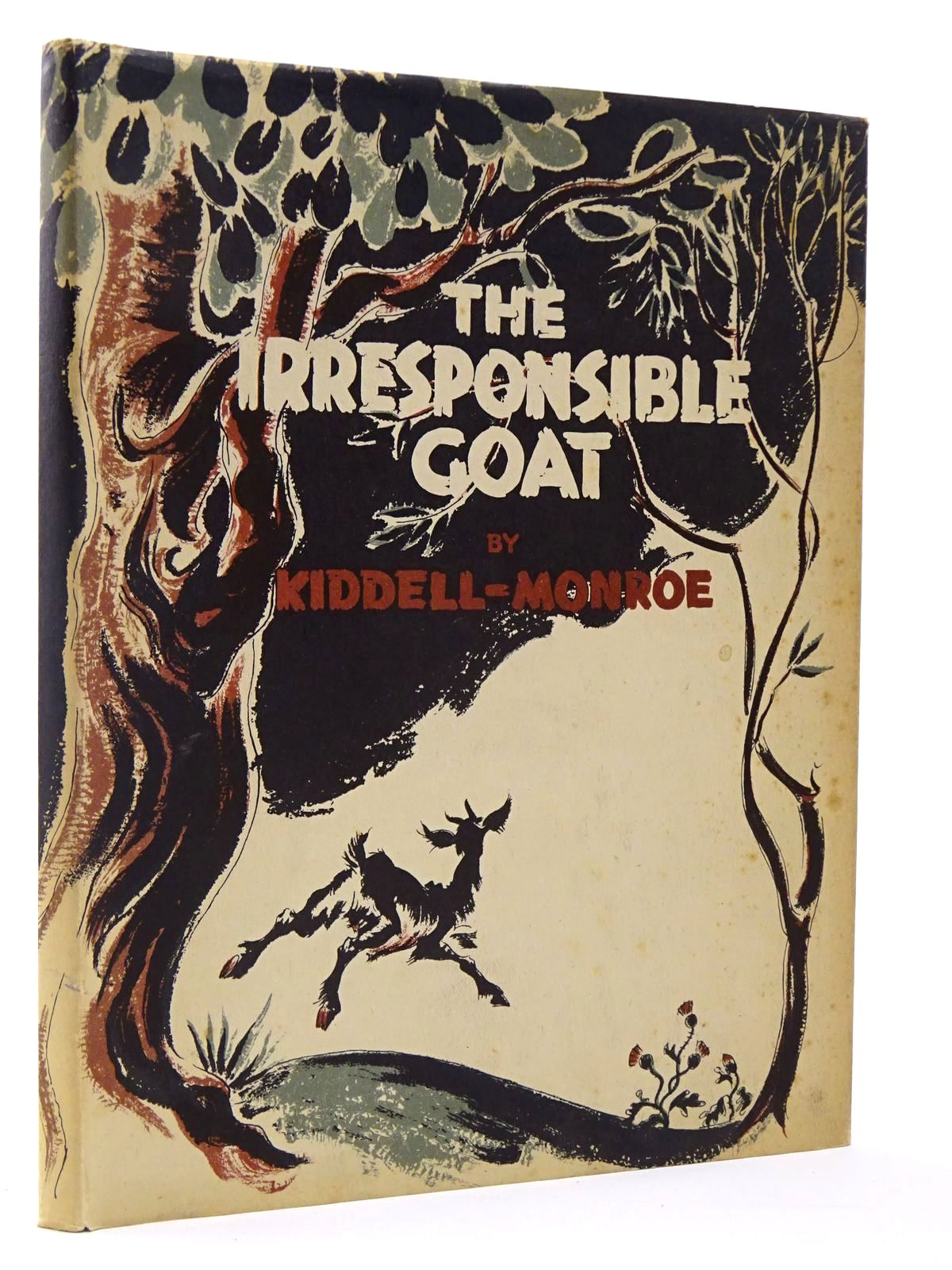 Photo of THE IRRESPONSIBLE GOAT written by Kiddell-Monroe, Joan illustrated by Kiddell-Monroe, Joan published by Methuen & Co. Ltd. (STOCK CODE: 2129463)  for sale by Stella & Rose's Books