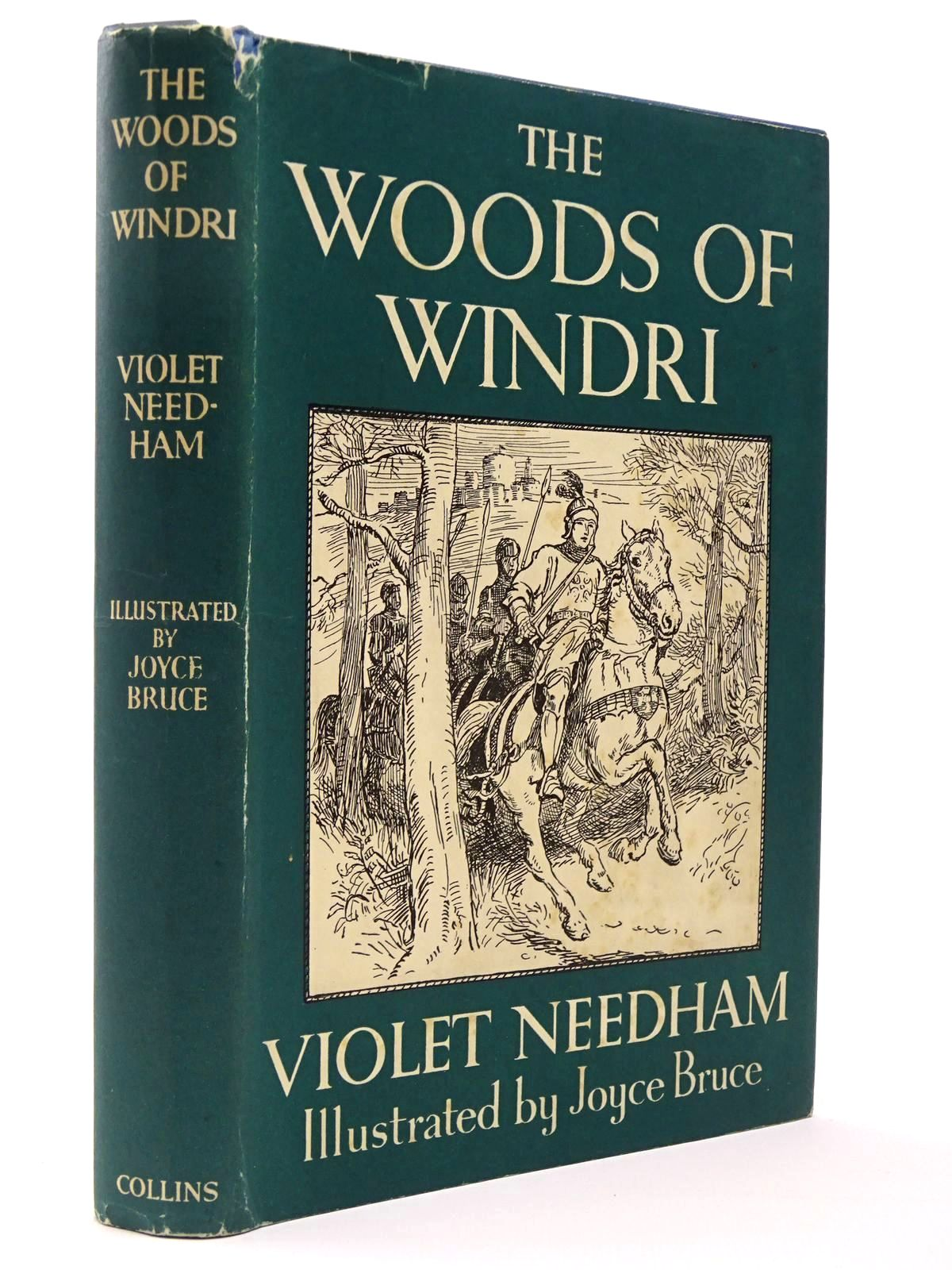 Photo of THE WOODS OF WINDRI written by Needham, Violet illustrated by Bruce, Joyce published by Collins (STOCK CODE: 2129469)  for sale by Stella & Rose's Books