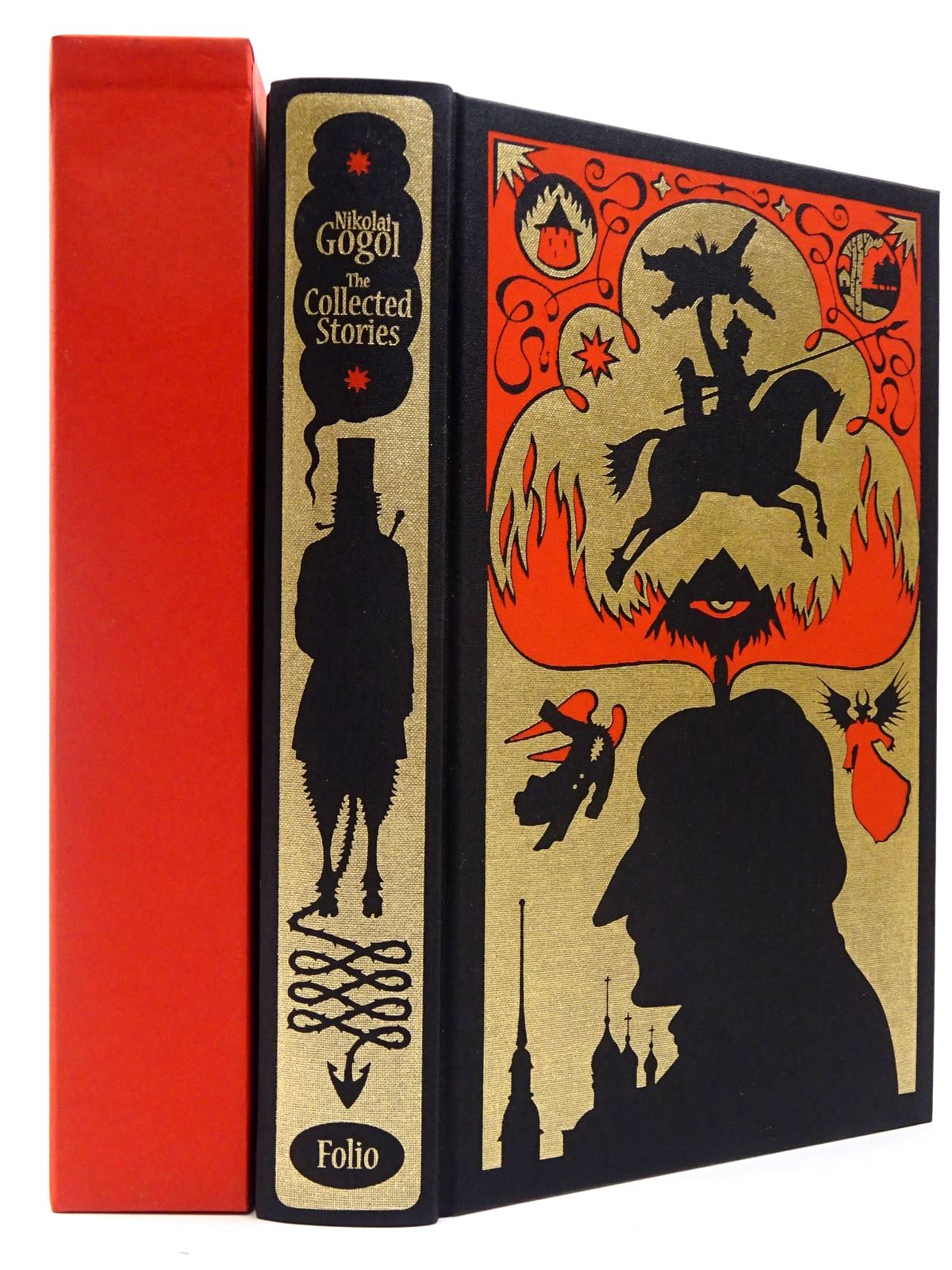 Photo of THE COLLECTED STORIES OF NIKOLAI GOGOL written by Gogol, Nikolai