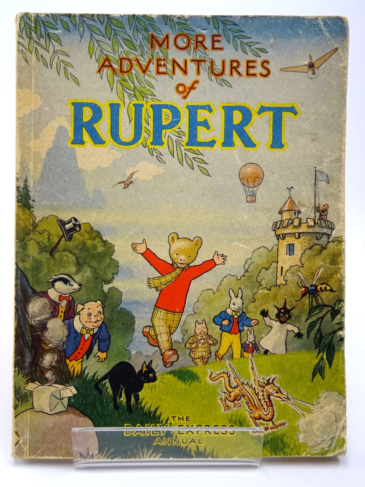 Photo of RUPERT ANNUAL 1947 - MORE ADVENTURES OF RUPERT- Stock Number: 2129501