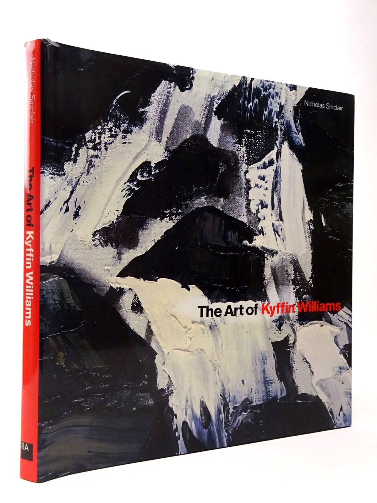 Photo of THE ART OF KYFFIN WILLIAMS written by Sinclair, Nicholas Evans, Rian illustrated by Williams, Kyffin published by Royal Academy of Arts (STOCK CODE: 2129506)  for sale by Stella & Rose's Books