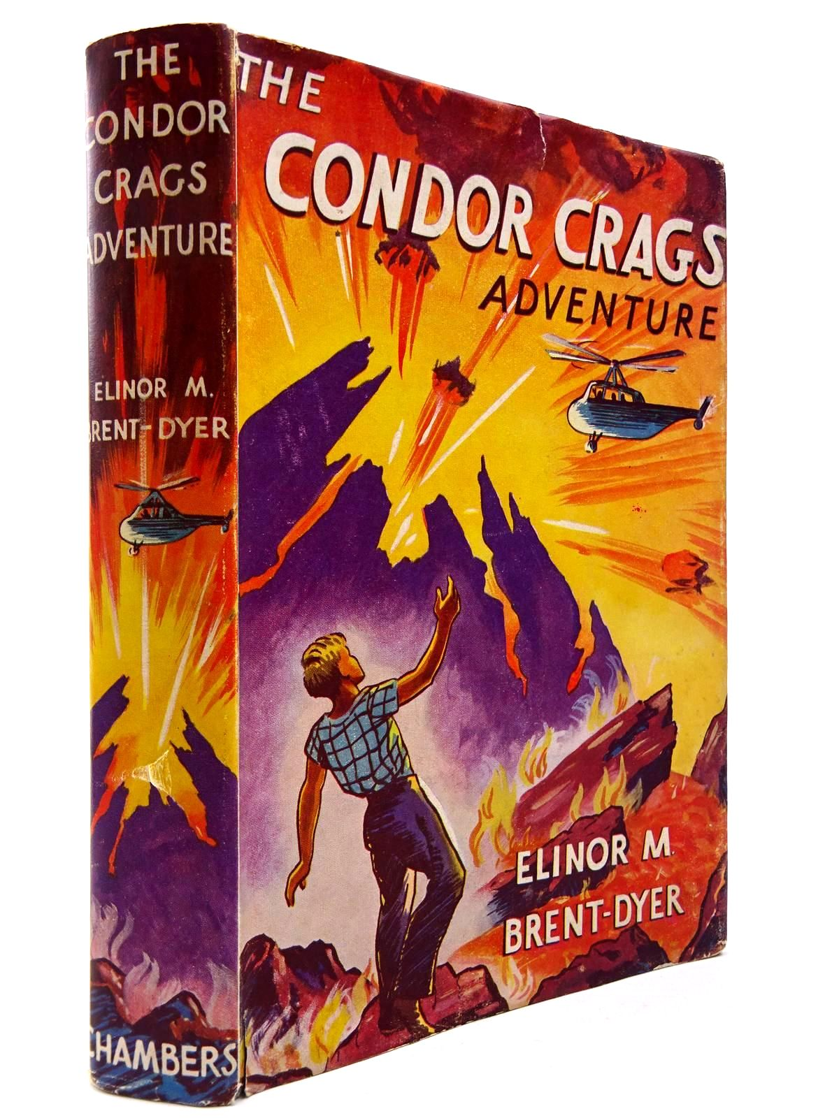 Photo of THE CONDOR CRAGS ADVENTURE- Stock Number: 2129551