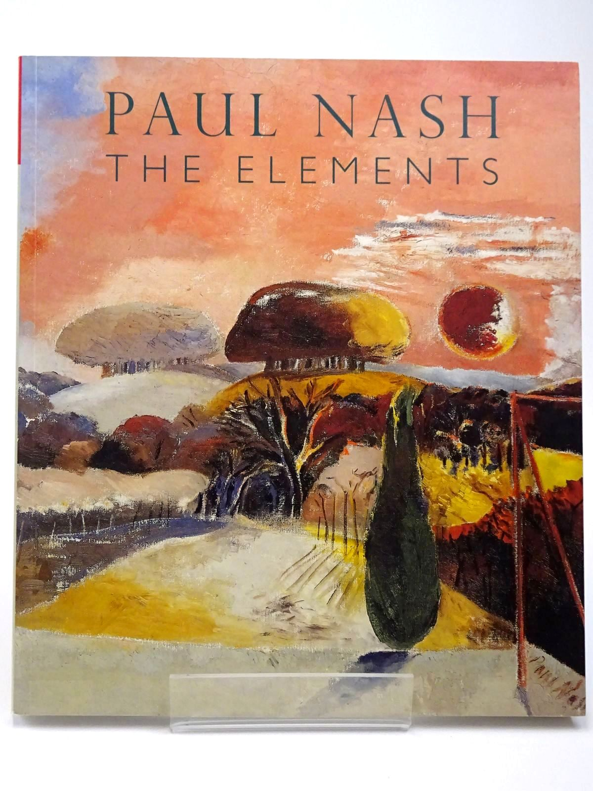 Photo of PAUL NASH THE ELEMENTS written by Jenkins, David Fraser<br />Haycock, David Boyd<br />Grant, Simon illustrated by Nash, Paul published by Dulwich Picture Gallery, Scala Publishers (STOCK CODE: 2129598)  for sale by Stella & Rose's Books