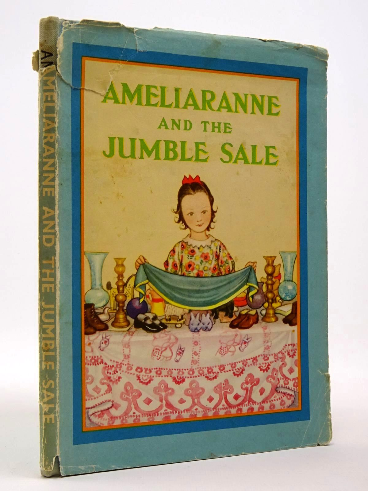 Photo of AMELIARANNE AND THE JUMBLE SALE- Stock Number: 2129605