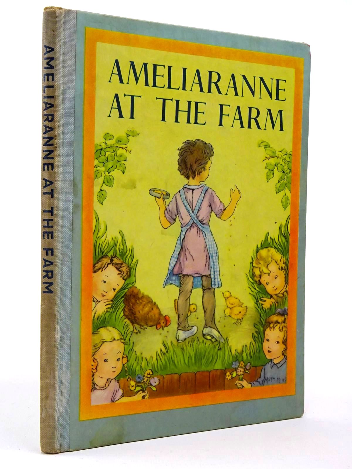 Photo of AMELIARANNE AT THE FARM written by Heward, Constance illustrated by Dushinsky, Greta published by George G. Harrap & Co. Ltd. (STOCK CODE: 2129607)  for sale by Stella & Rose's Books