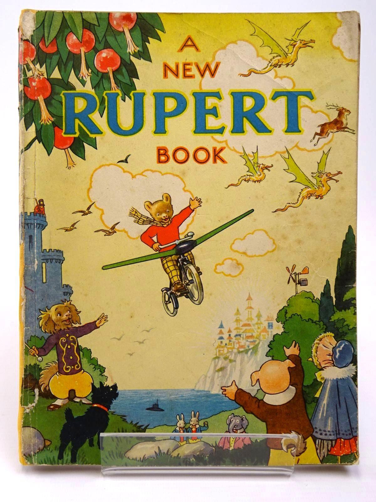 Photo of RUPERT ANNUAL 1945 - A NEW RUPERT BOOK- Stock Number: 2129624