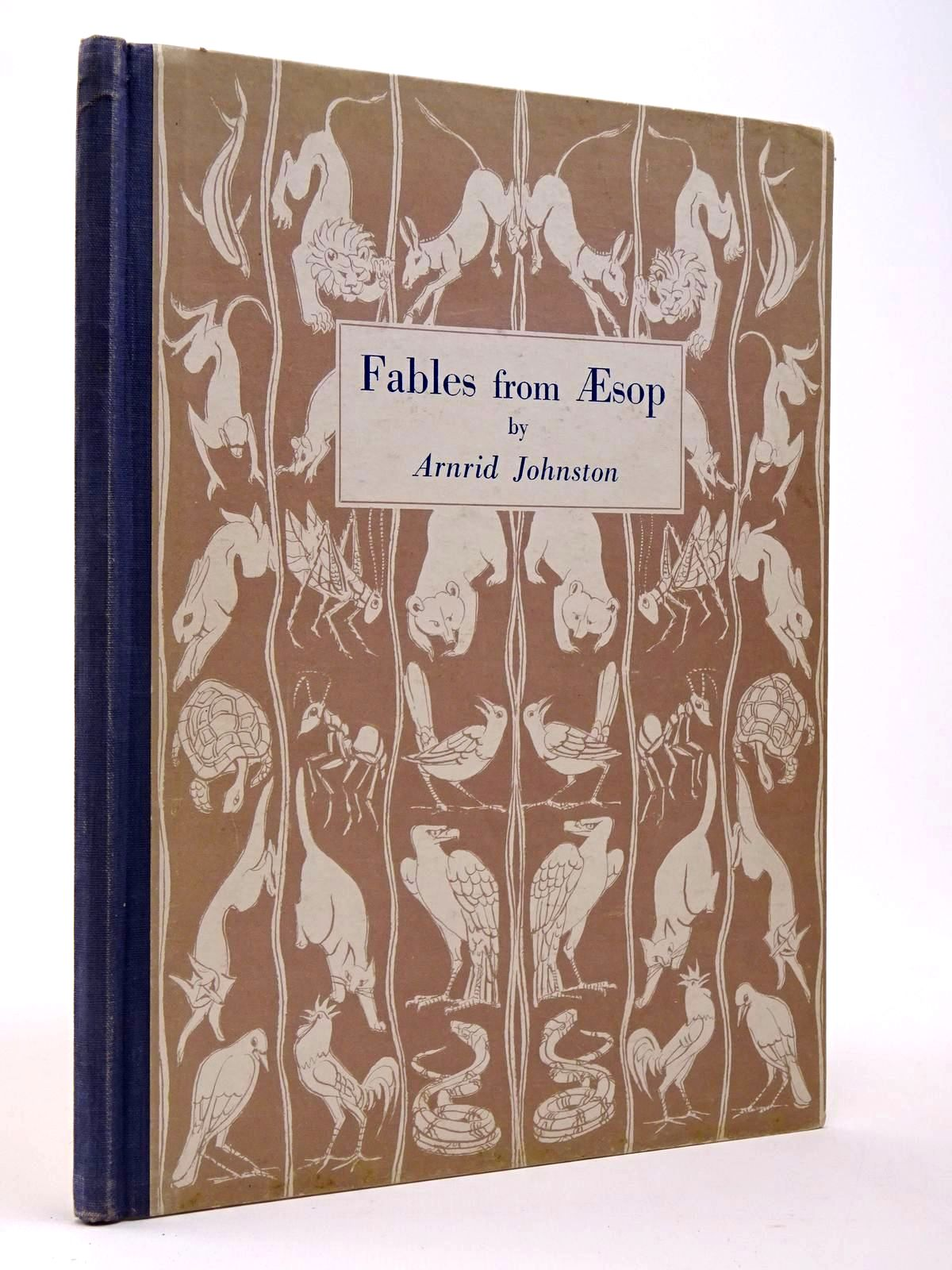 Photo of FABLES FROM AESOP AND OTHERS written by Aesop,  illustrated by Johnston, Arnrid published by Transatlantic Arts Ltd. (STOCK CODE: 2129671)  for sale by Stella & Rose's Books