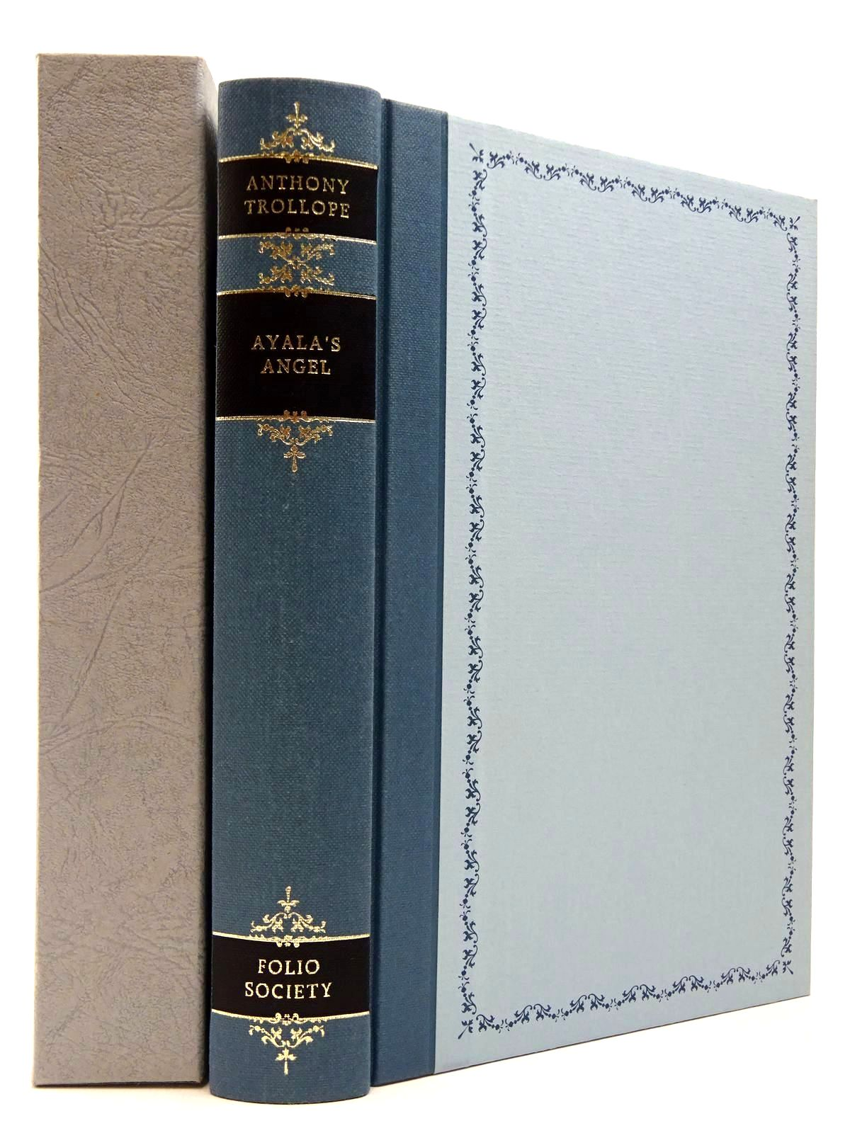 Photo of AYALA'S ANGEL written by Trollope, Anthony illustrated by Geary, Robert published by Folio Society (STOCK CODE: 2129720)  for sale by Stella & Rose's Books
