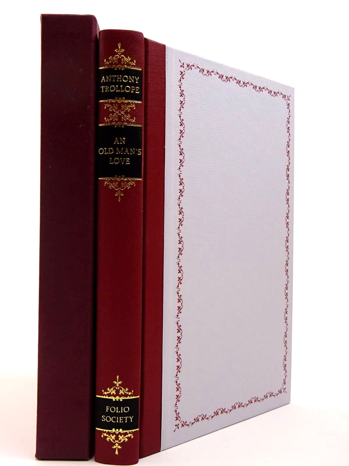 Photo of AN OLD MAN'S LOVE written by Trollope, Anthony Skilton, David illustrated by Waters, Rod published by Folio Society (STOCK CODE: 2129722)  for sale by Stella & Rose's Books