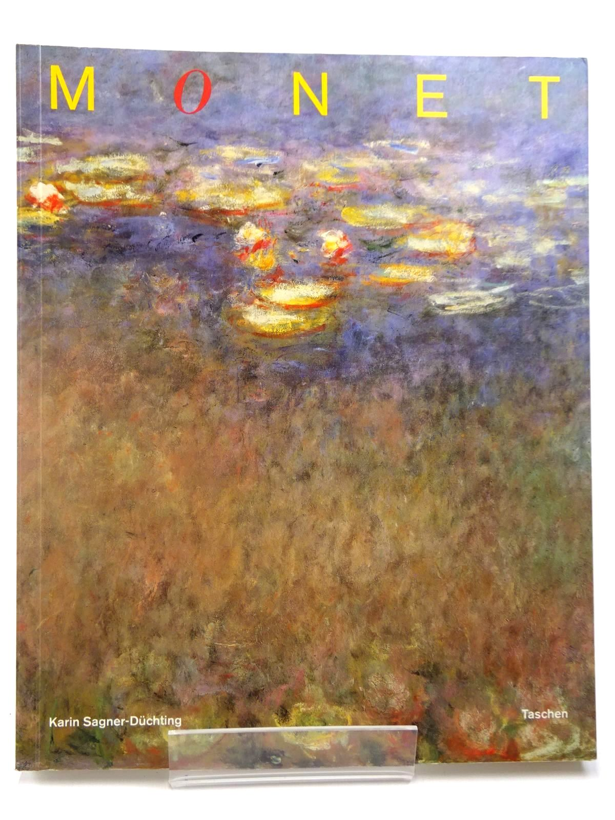 Photo of CLAUDE MONET 1840-1926 A FEAST FOR THE EYES- Stock Number: 2129749