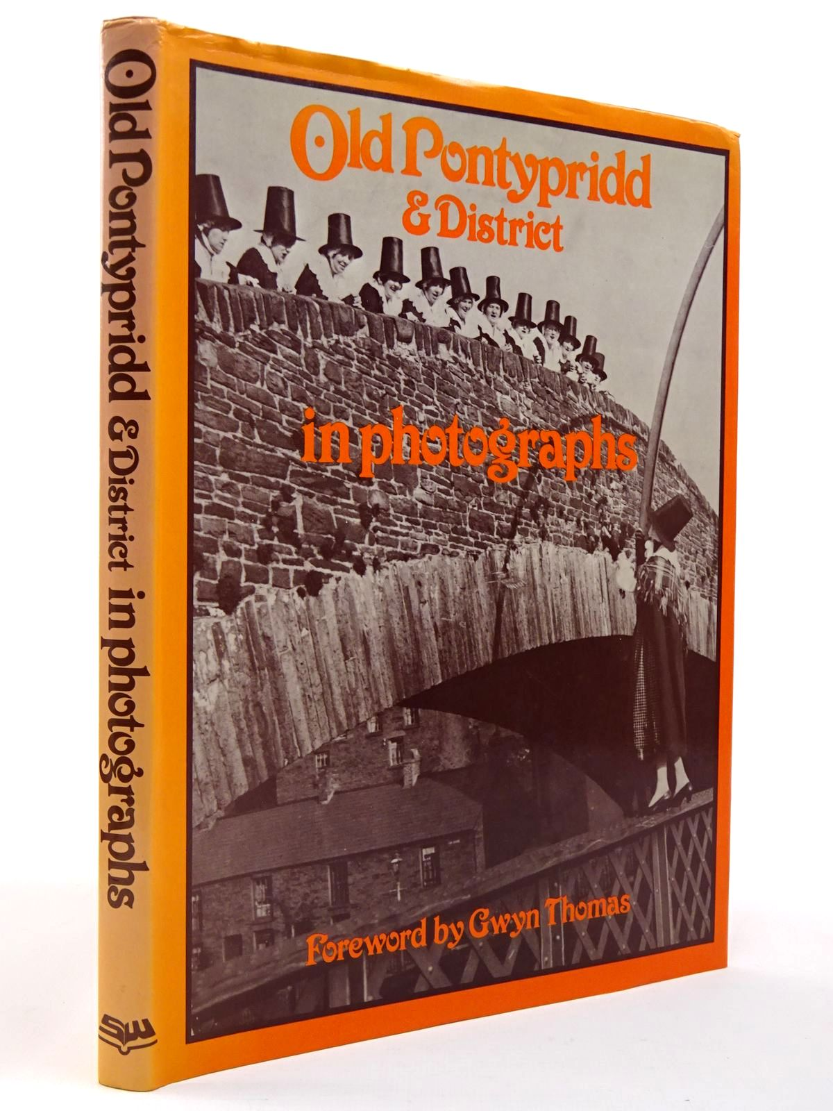 Photo of OLD PONTYPRIDD AND DISTRICT IN PHOTOGRAPHS written by Thomas, Gwyn published by Stewart Williams (STOCK CODE: 2129770)  for sale by Stella & Rose's Books