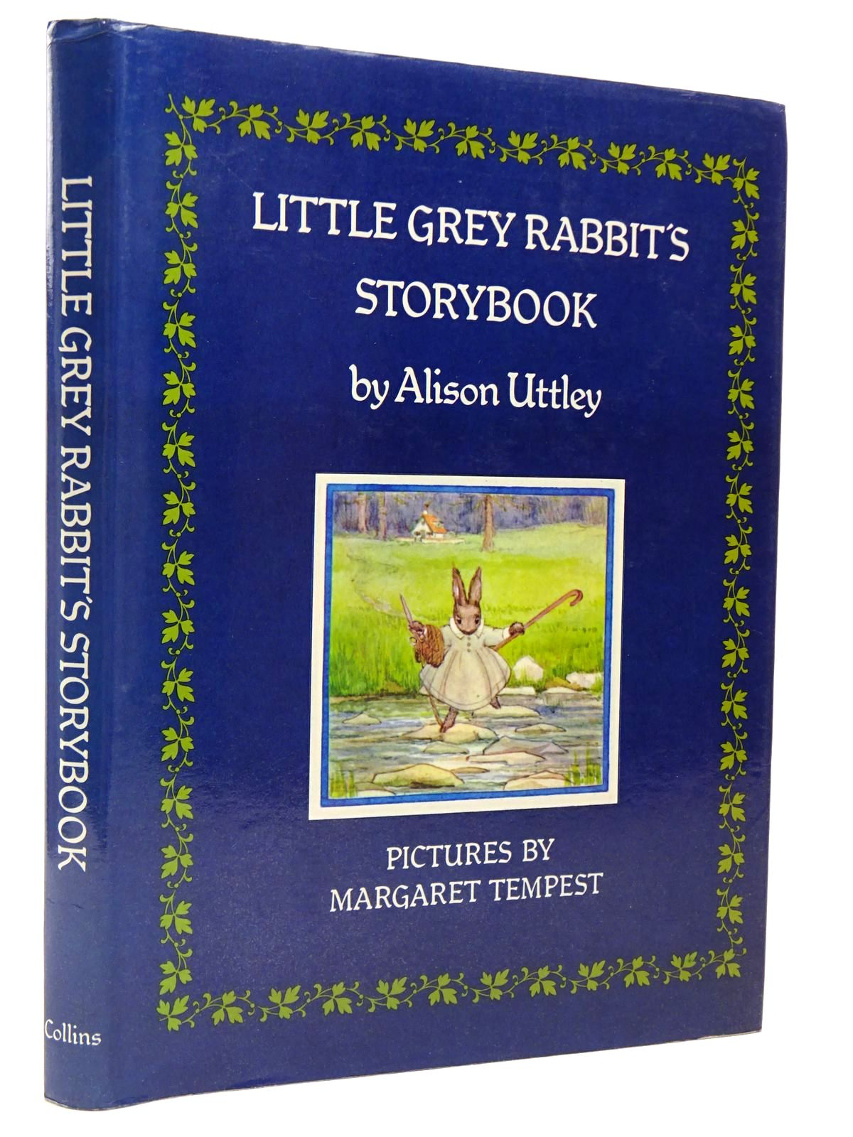 Photo of LITTLE GREY RABBIT'S STORYBOOK written by Uttley, Alison illustrated by Tempest, Margaret published by Collins (STOCK CODE: 2129795)  for sale by Stella & Rose's Books