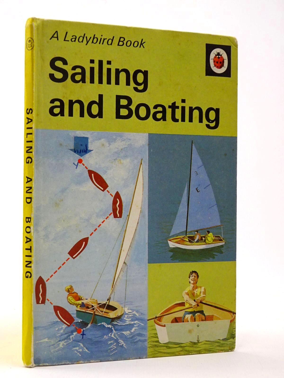 Photo of SAILING AND BOATING written by Marlow, Henry illustrated by Robinson, B.H. published by Wills & Hepworth Ltd. (STOCK CODE: 2129803)  for sale by Stella & Rose's Books