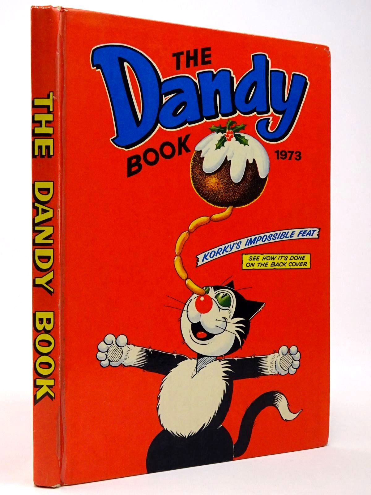 Photo of THE DANDY BOOK 1973- Stock Number: 2129816