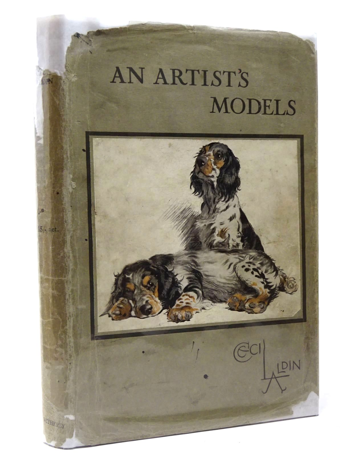Photo of AN ARTIST'S MODELS written by Aldin, Cecil illustrated by Aldin, Cecil published by H. F. & G. Witherby (STOCK CODE: 2129858)  for sale by Stella & Rose's Books