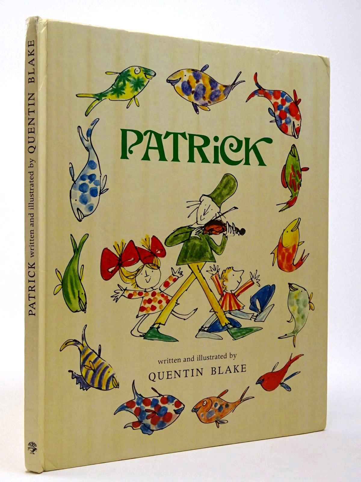 Photo of PATRICK written by Blake, Quentin illustrated by Blake, Quentin published by Jonathan Cape (STOCK CODE: 2129862)  for sale by Stella & Rose's Books
