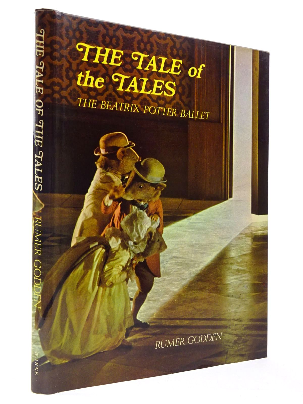 Photo of THE TALE OF THE TALES written by Potter, Beatrix Godden, Rumer illustrated by Potter, Beatrix published by Frederick Warne (STOCK CODE: 2129871)  for sale by Stella & Rose's Books