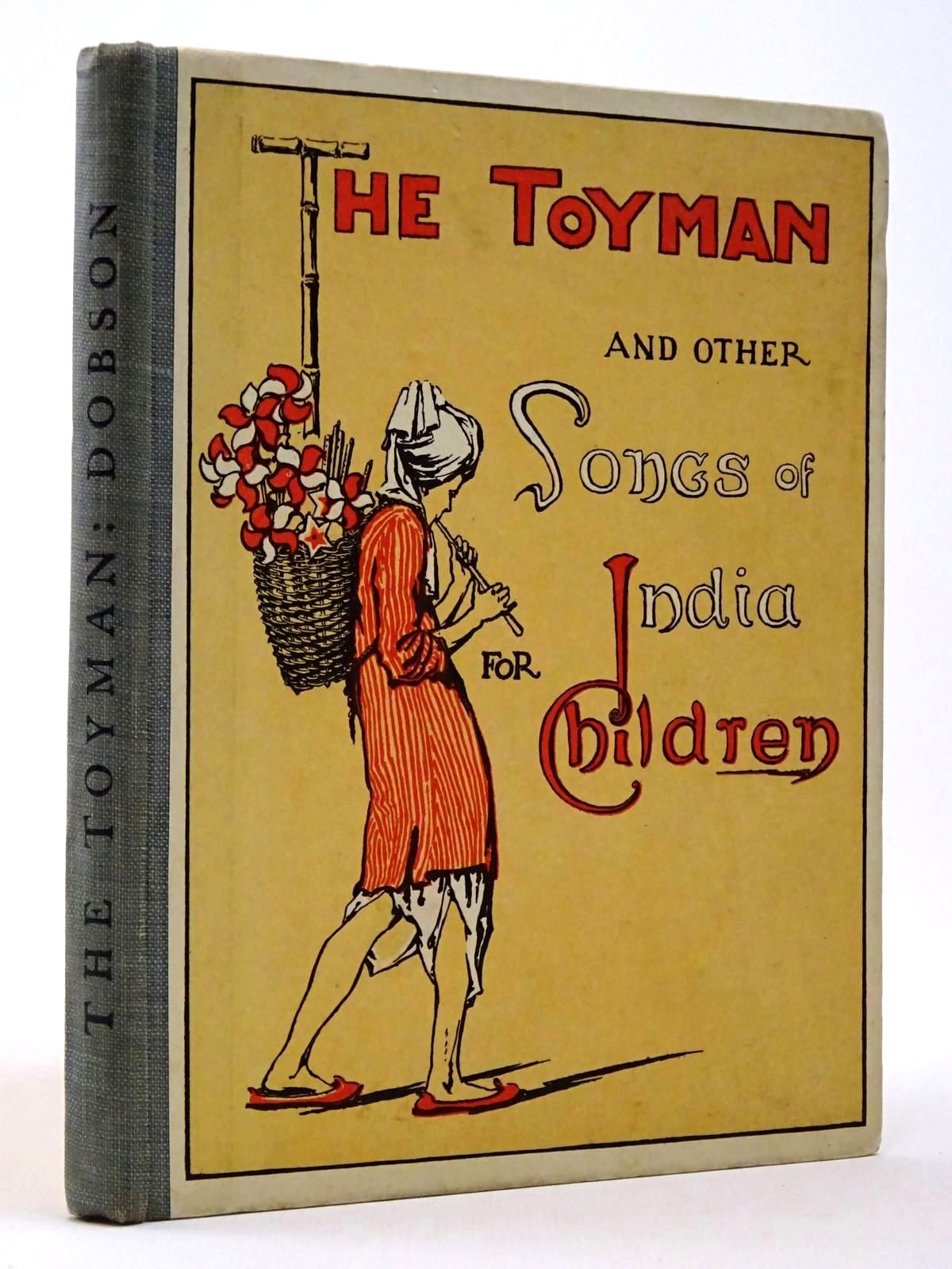 Photo of THE TOYMAN AND OTHER VERSES written by Dobson, Mary published by Humphrey Milford (STOCK CODE: 2129893)  for sale by Stella & Rose's Books