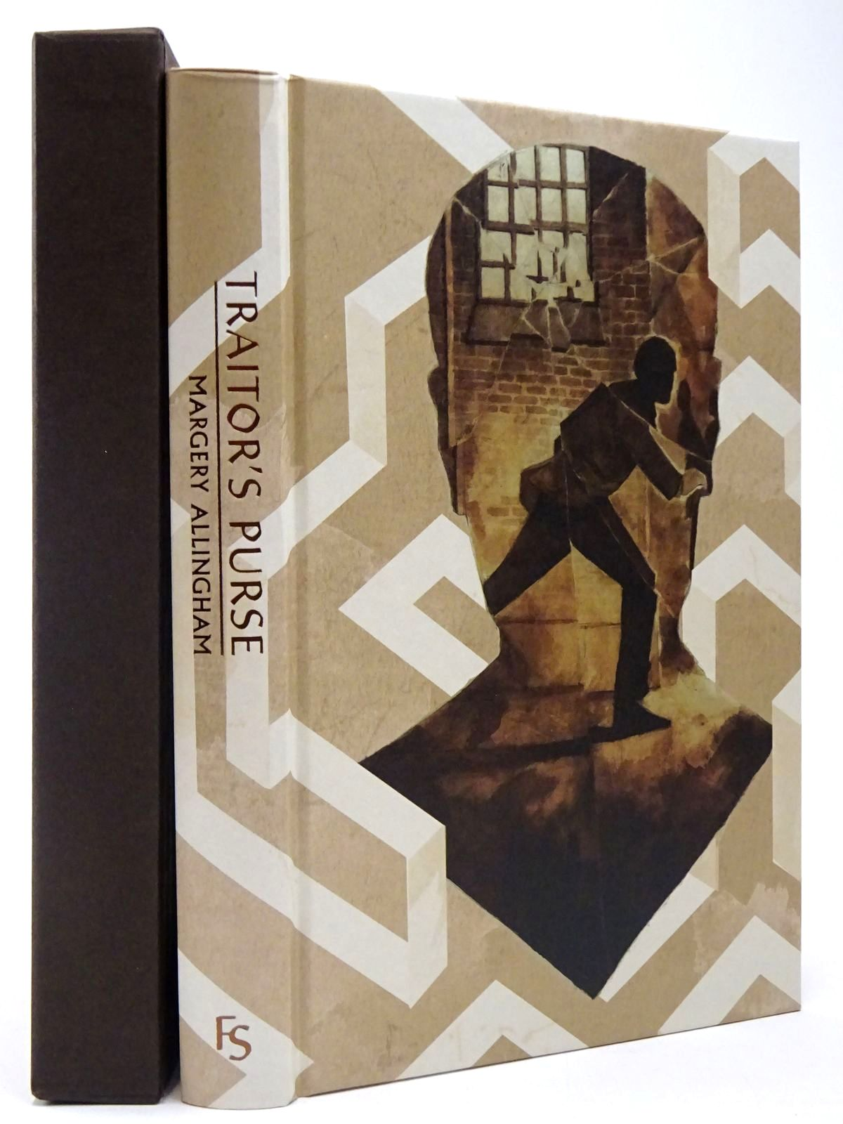 Photo of TRAITOR'S PURSE written by Allingham, Margery<br />Byatt, A.S. illustrated by Boswell, James published by Folio Society (STOCK CODE: 2129912)  for sale by Stella & Rose's Books