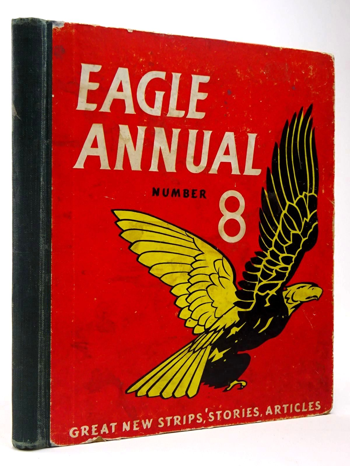 Photo of EAGLE ANNUAL No. 8- Stock Number: 2129940