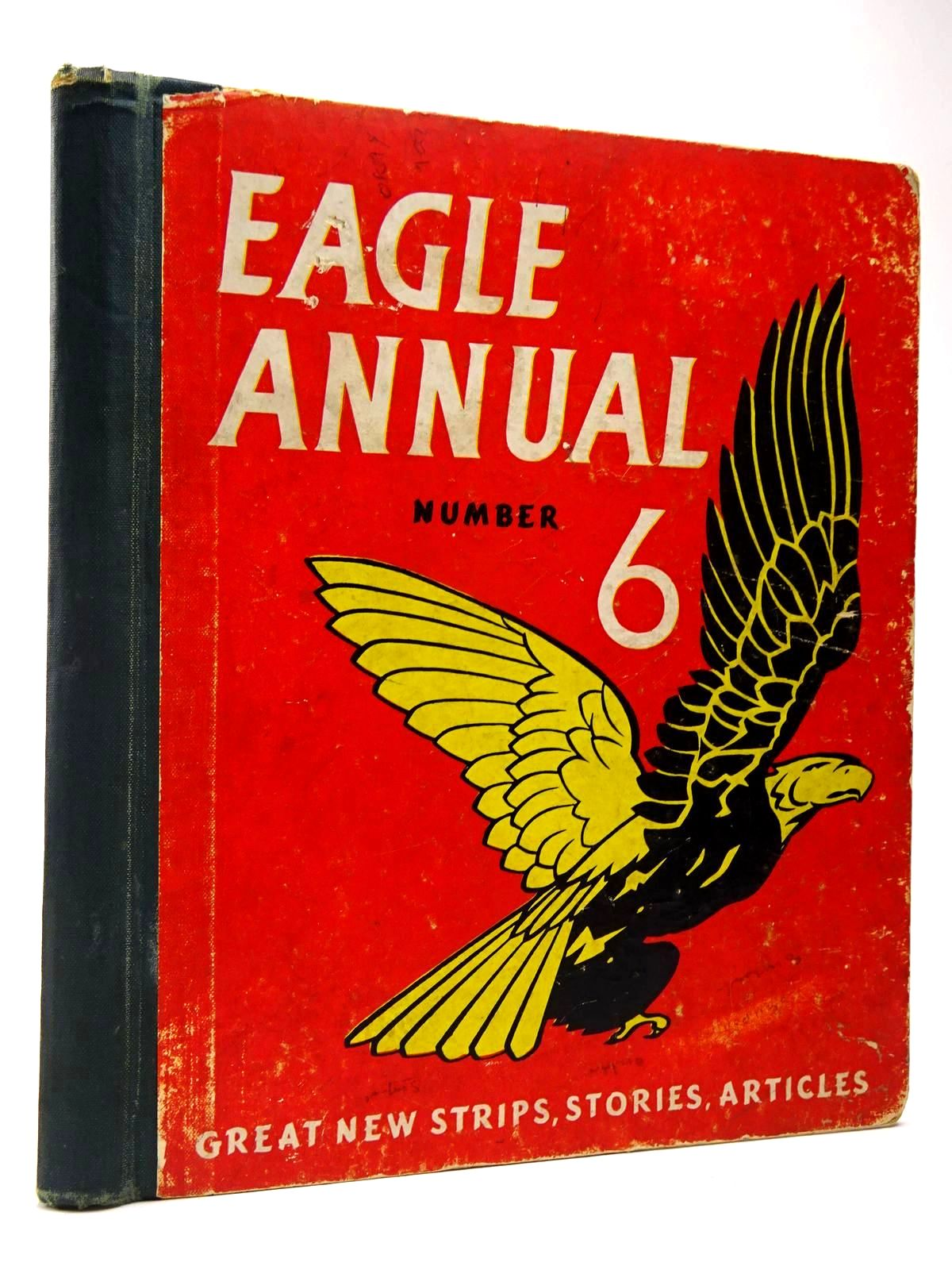 Photo of EAGLE ANNUAL No. 6- Stock Number: 2129941