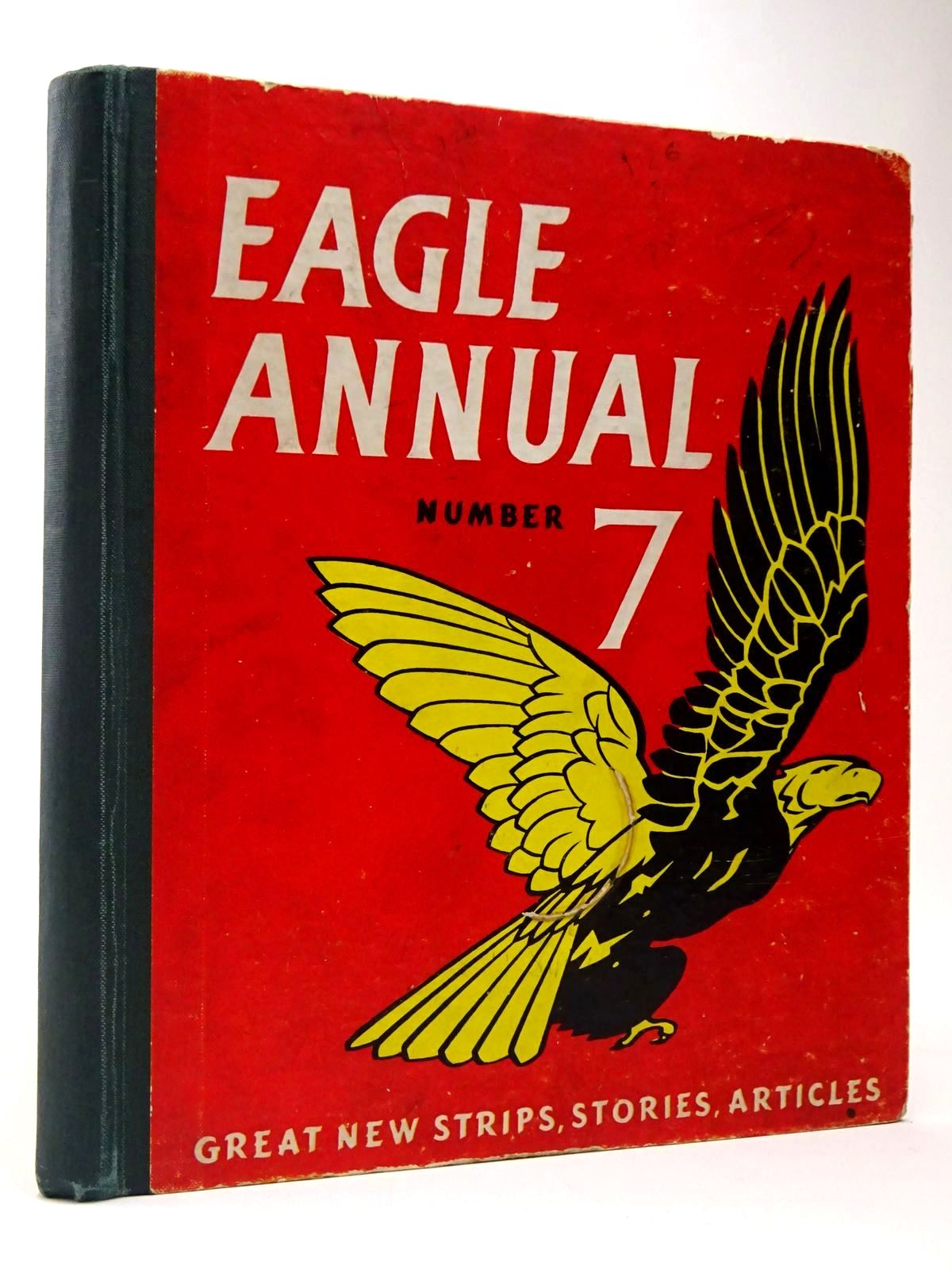 Photo of EAGLE ANNUAL No. 7- Stock Number: 2129943