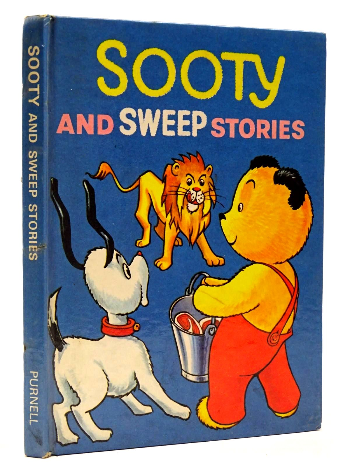 Photo of SOOTY AND SWEEP STORIES written by Corbett, Harry published by Purnell (STOCK CODE: 2129982)  for sale by Stella & Rose's Books