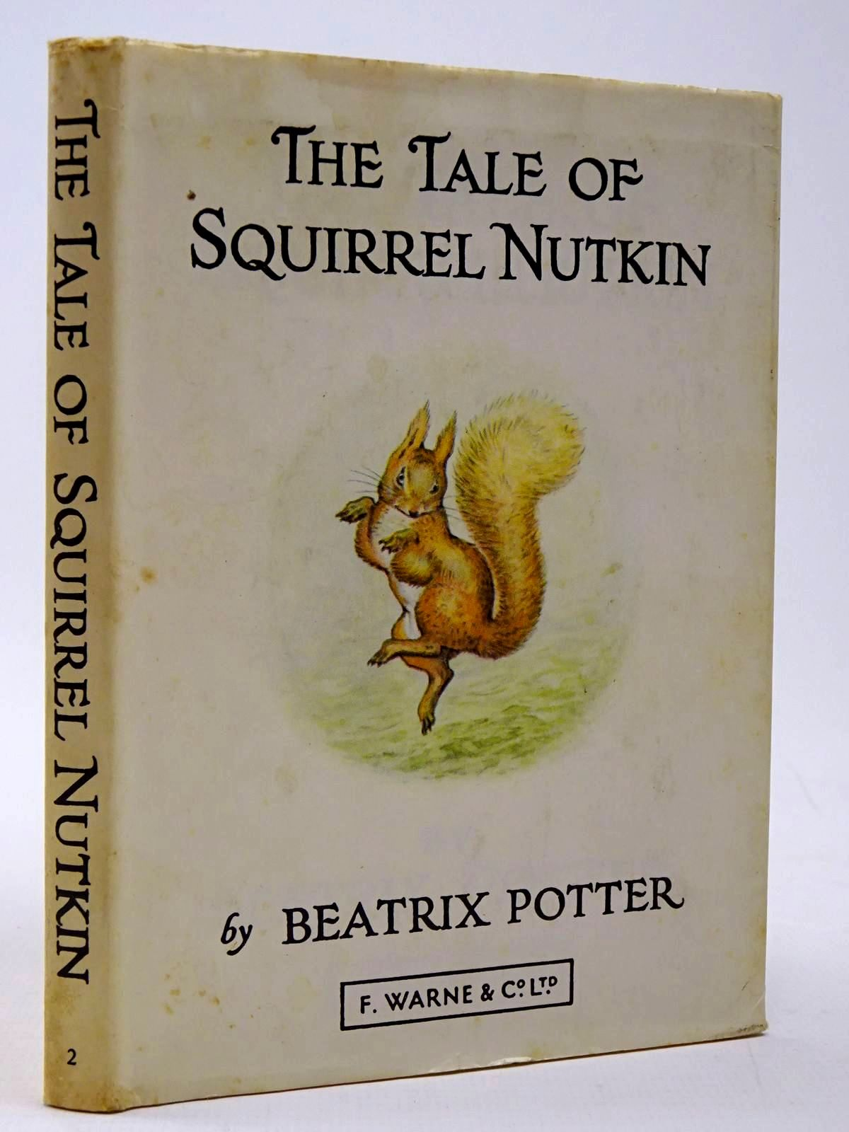 Photo of THE TALE OF SQUIRREL NUTKIN- Stock Number: 2129990