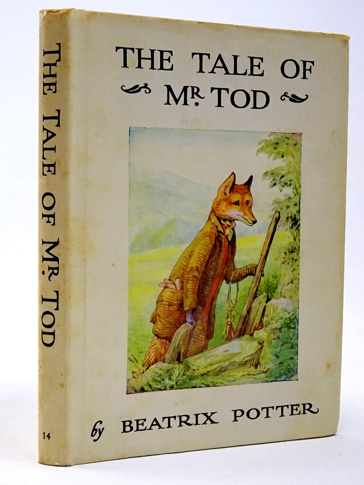 Photo of THE TALE OF MR. TOD written by Potter, Beatrix illustrated by Potter, Beatrix published by Frederick Warne & Co Ltd. (STOCK CODE: 2129991)  for sale by Stella & Rose's Books