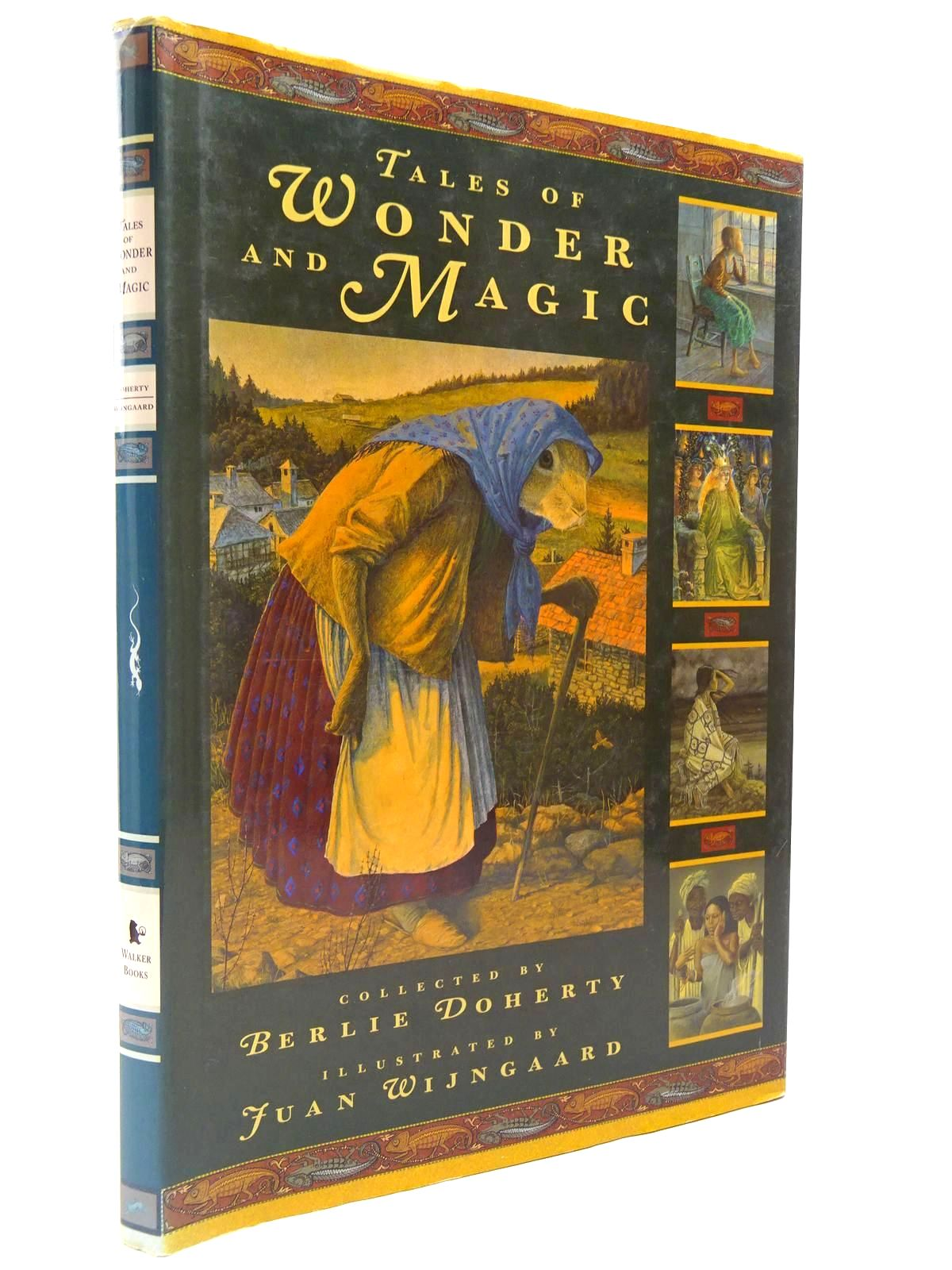 Photo of TALES OF WONDER AND MAGIC written by Doherty, Berlie illustrated by Wijngaard, Juan published by Walker Books (STOCK CODE: 2130007)  for sale by Stella & Rose's Books