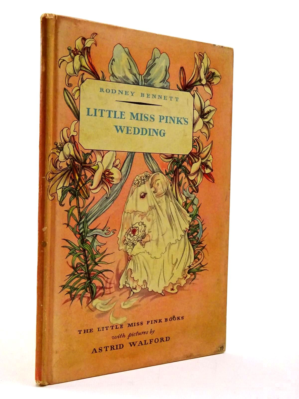 Photo of LITTLE MISS PINK'S WEDDING written by Bennett, Rodney illustrated by Walford, Astrid published by George G. Harrap & Co. Ltd. (STOCK CODE: 2130039)  for sale by Stella & Rose's Books