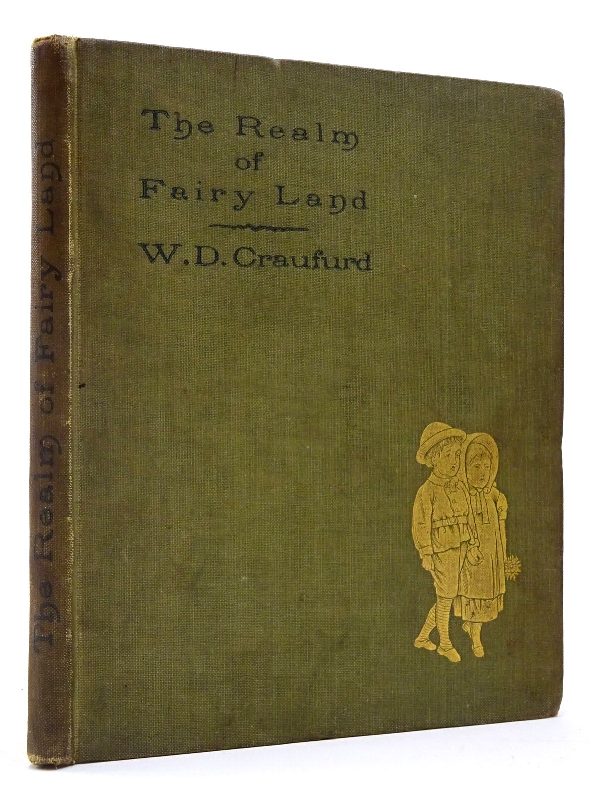 Photo of THE REALM OF FAIRYLAND written by Crufurd, W.D. illustrated by Calvert, Edith published by Elkin Mathews (STOCK CODE: 2130041)  for sale by Stella & Rose's Books