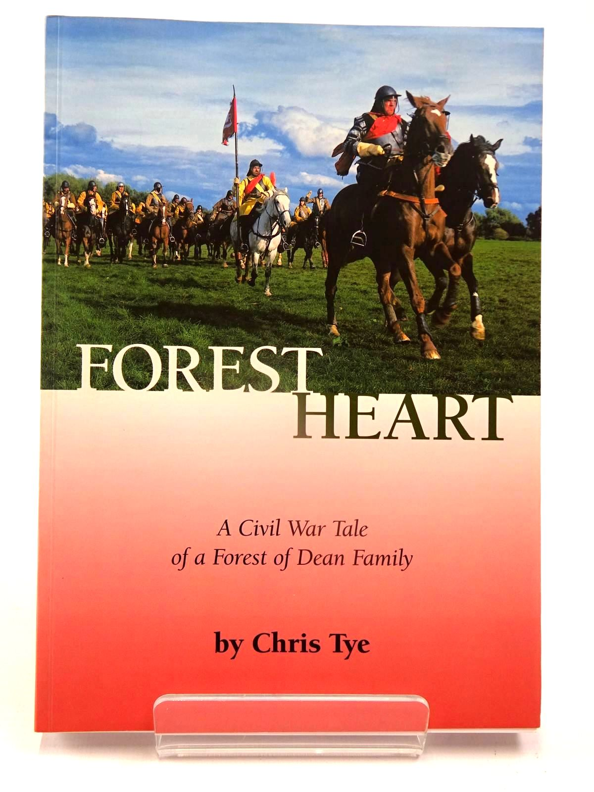 Photo of FOREST HEART written by Tye, Chris published by Lychgate Press (STOCK CODE: 2130056)  for sale by Stella & Rose's Books