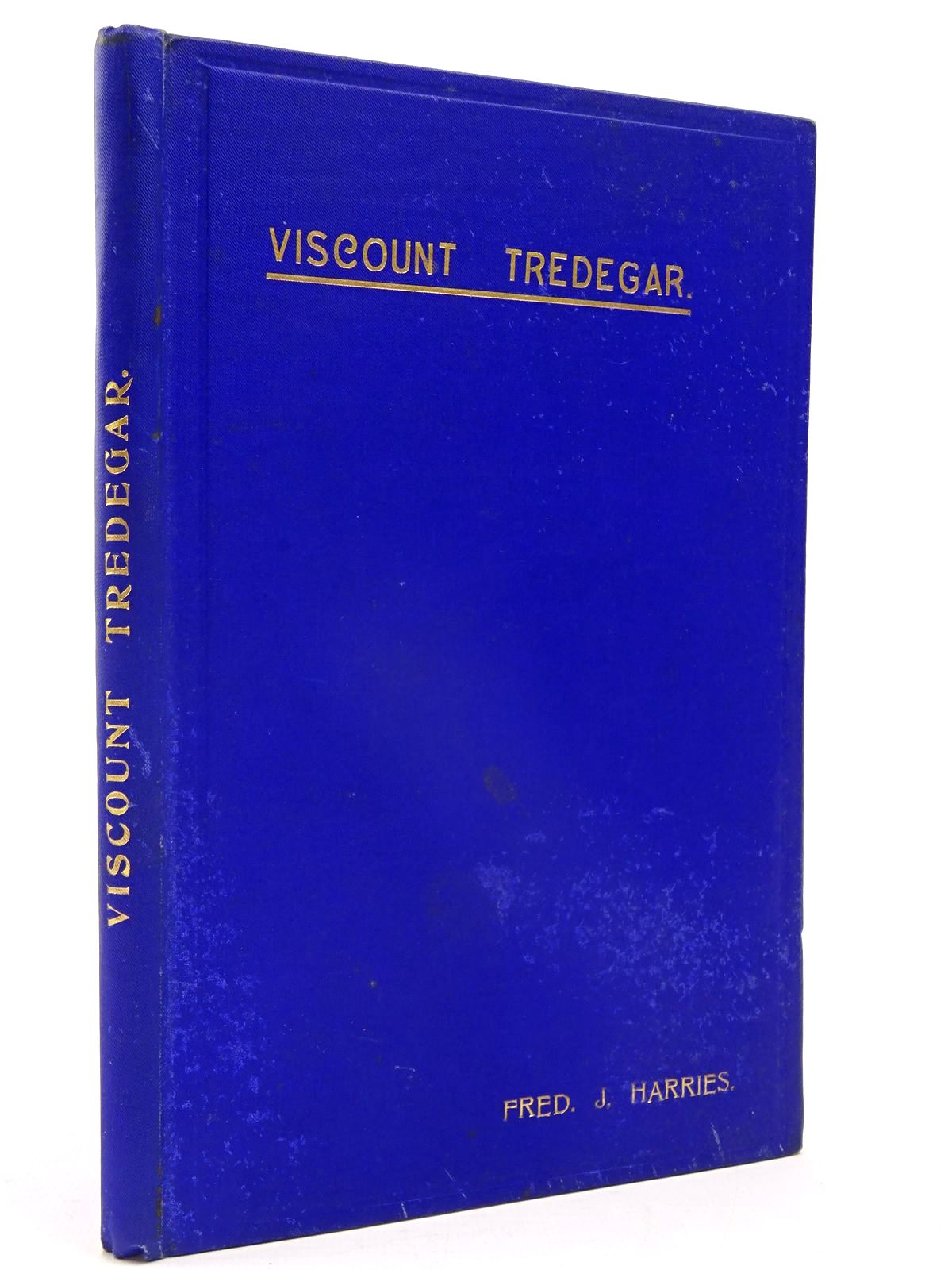 Photo of VISCOUNT TREDEGAR- Stock Number: 2130075