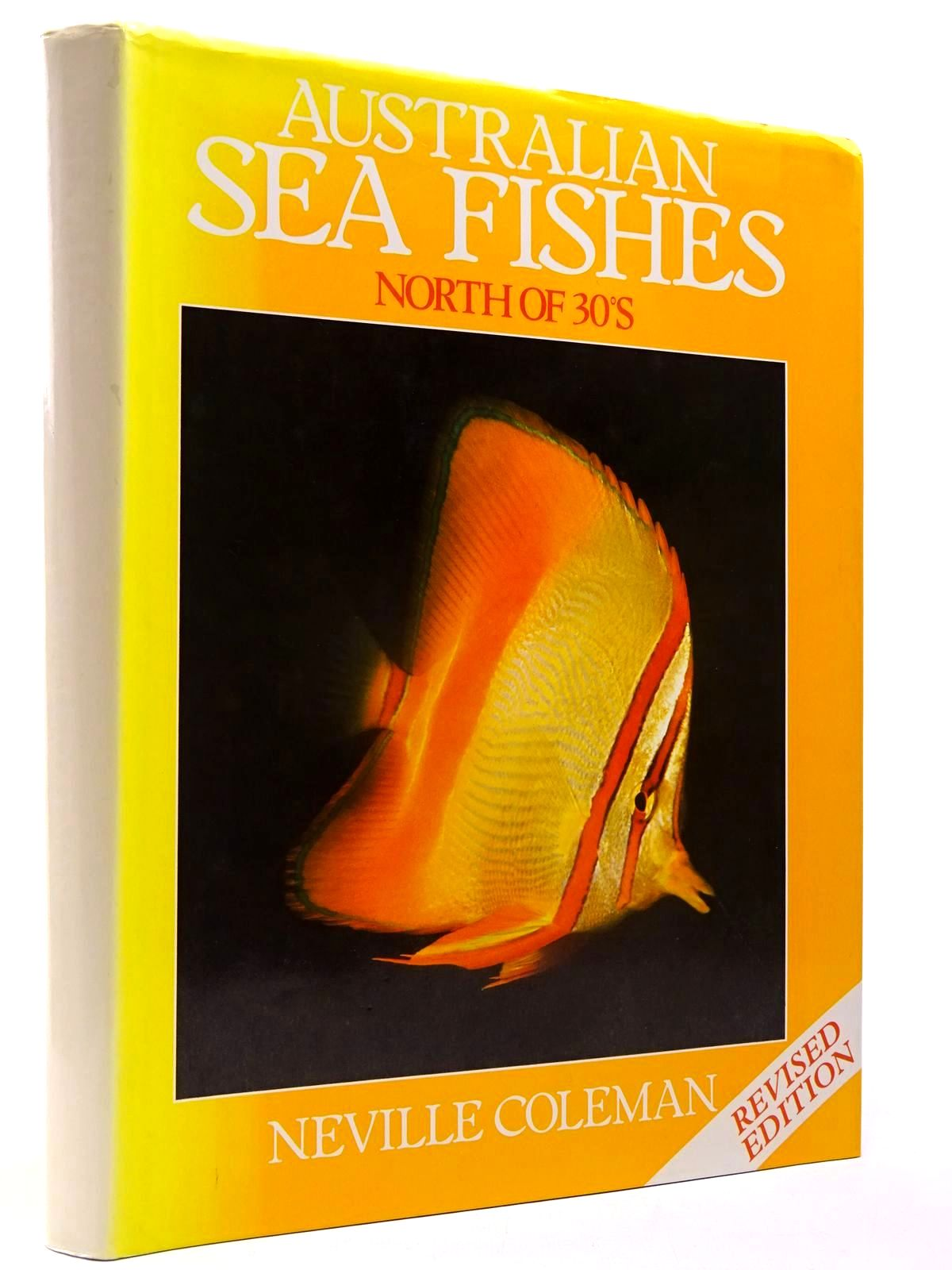 Photo of AUSTRALIAN FISH LIFE written by Coleman, Neville published by Doubleday (STOCK CODE: 2130079)  for sale by Stella & Rose's Books
