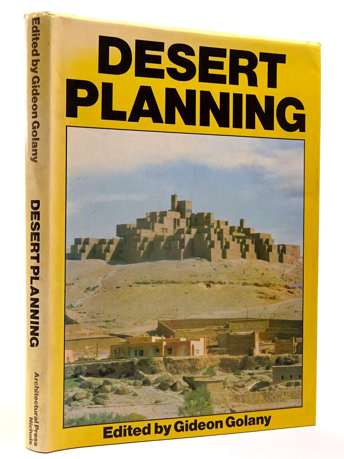 Photo of DESERT PLANNING INTERNATIONAL LESSONS written by Golany, Gideon published by The Architectural Press (STOCK CODE: 2130080)  for sale by Stella & Rose's Books