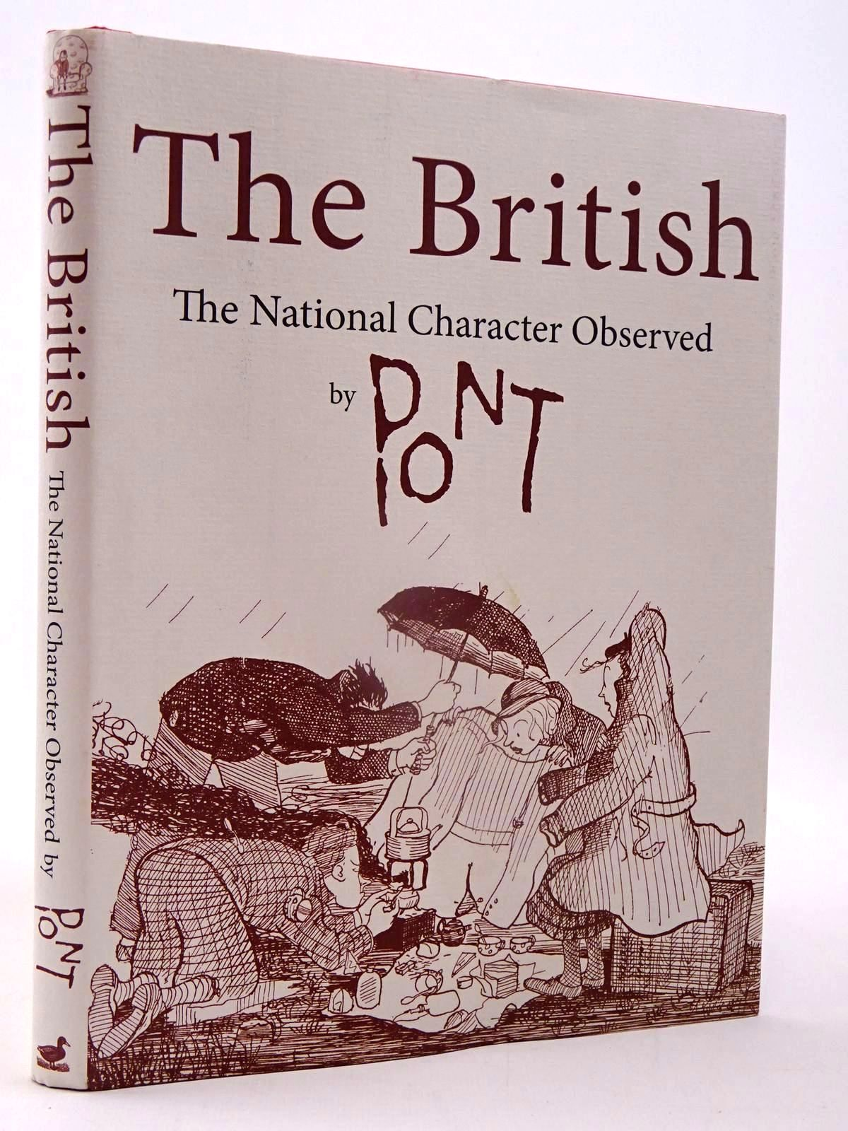 Photo of THE BRITISH CHARACTER: STUDIED AND REVEALED written by Pont, illustrated by Pont, published by Duckworth Overlook (STOCK CODE: 2130084)  for sale by Stella & Rose's Books