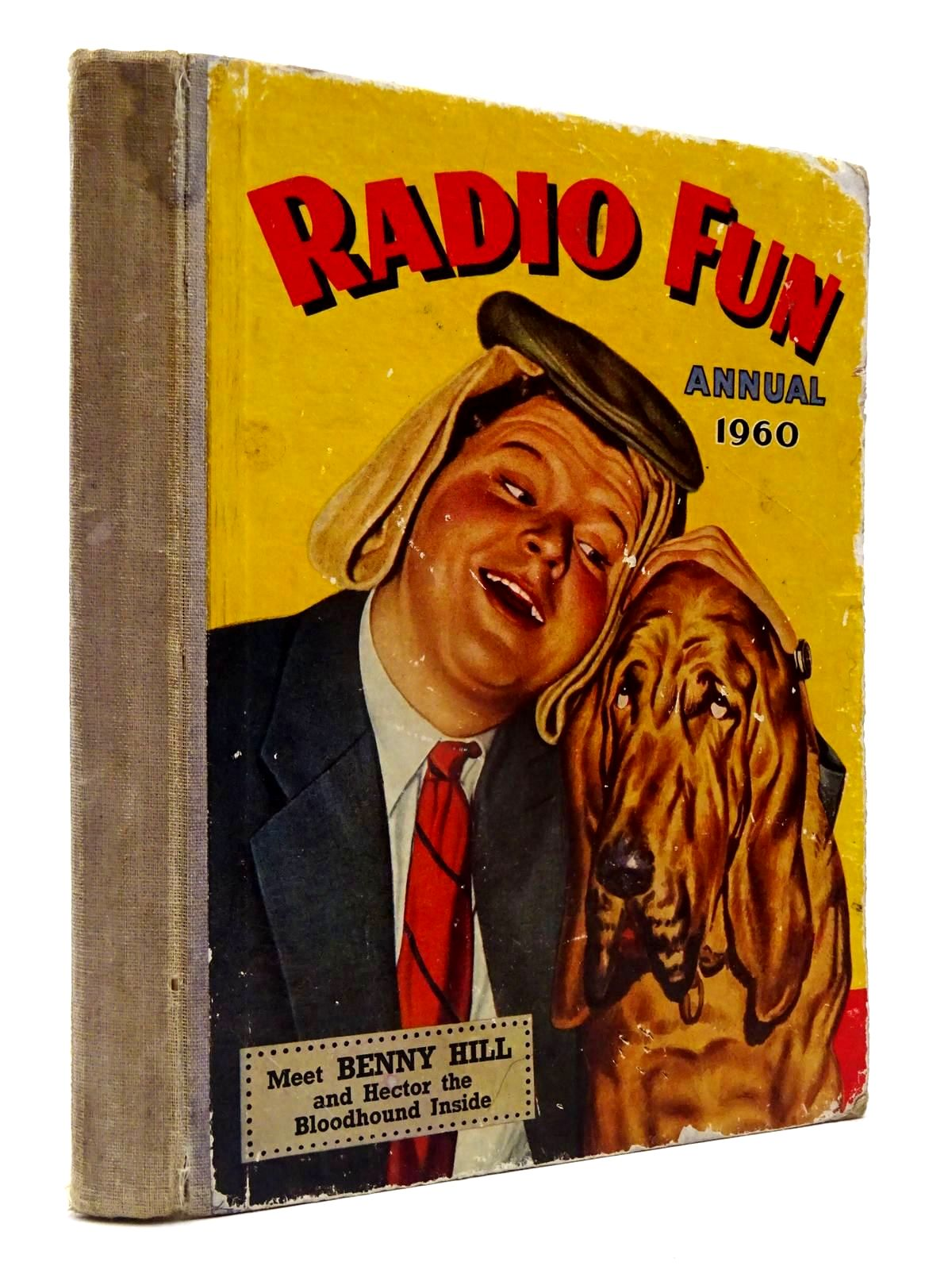 Photo of RADIO FUN ANNUAL 1960 published by The Amalgamated Press (STOCK CODE: 2130127)  for sale by Stella & Rose's Books