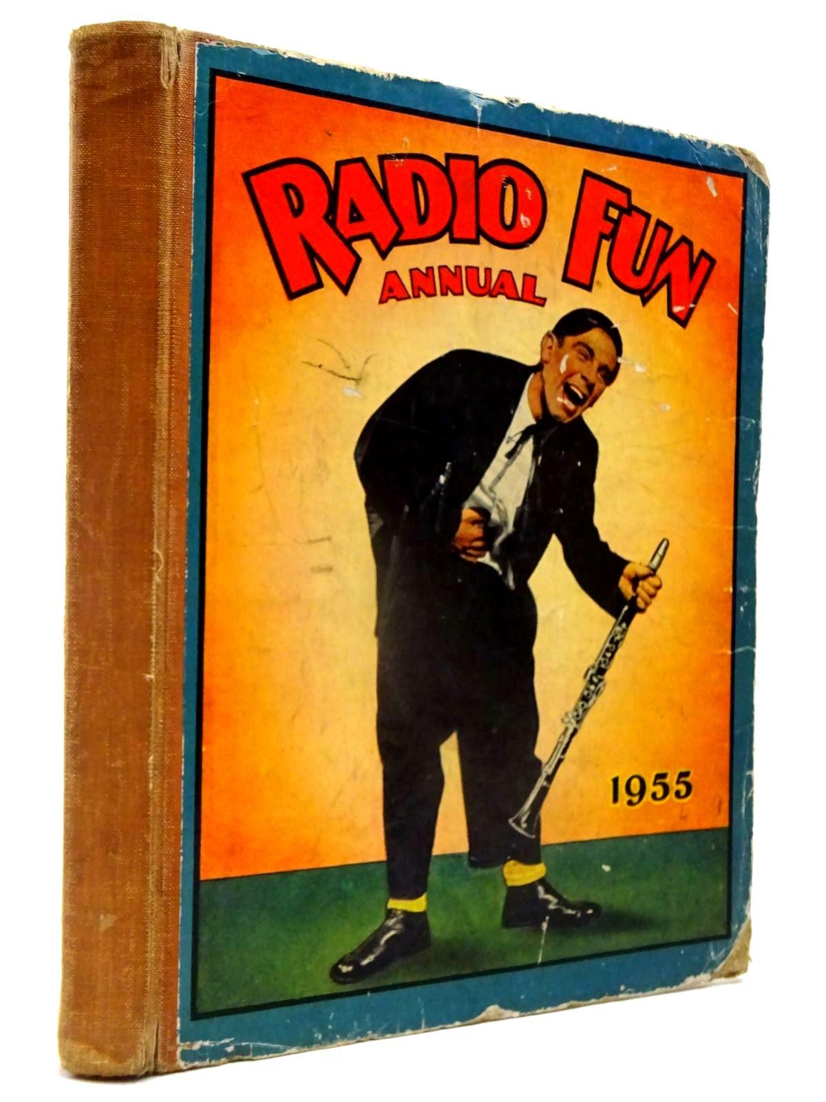 Photo of RADIO FUN ANNUAL 1955- Stock Number: 2130129