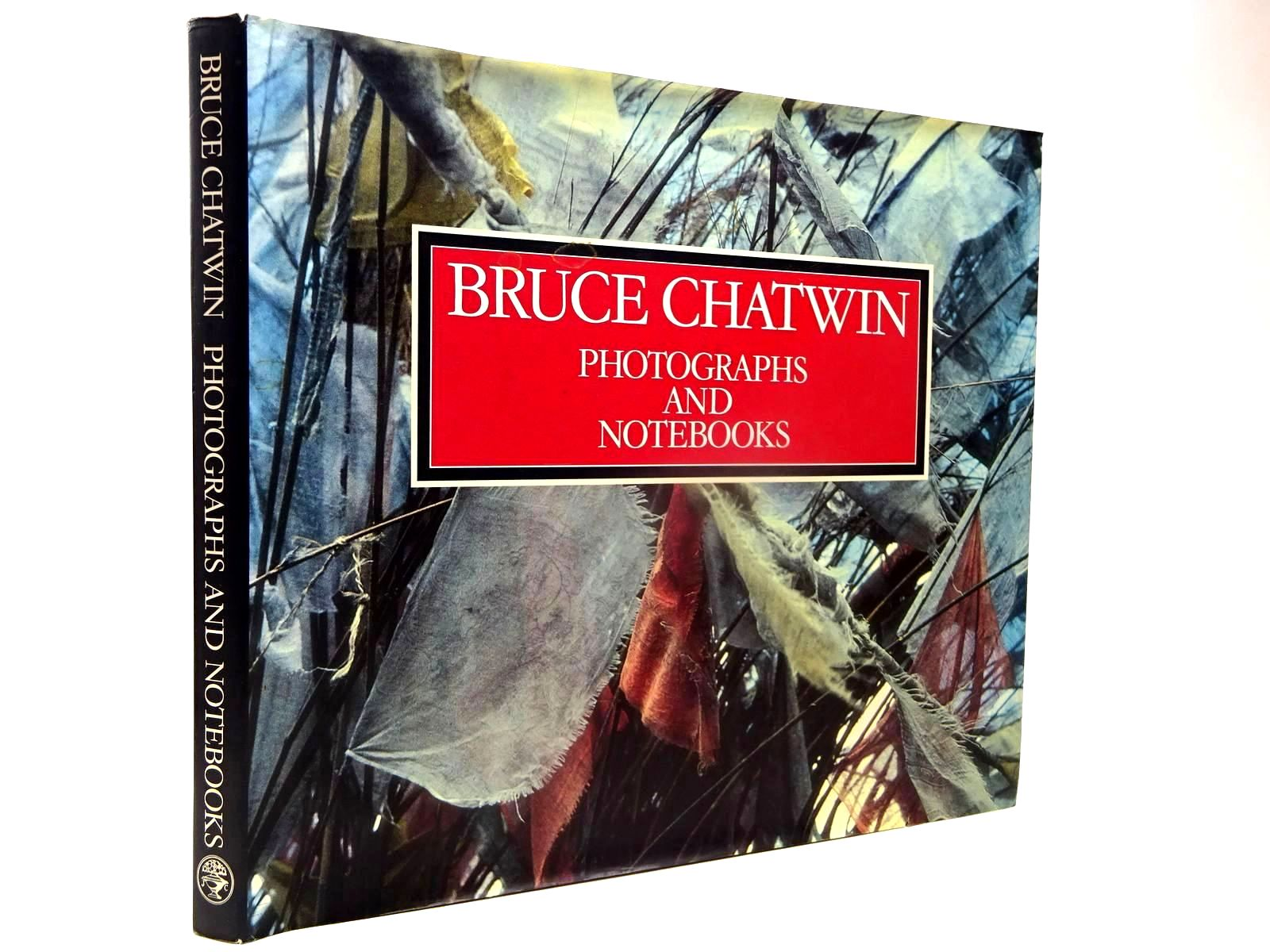 Photo of BRUCE CHATWIN PHOTOGRAPHS AND NOTEBOOKS- Stock Number: 2130135