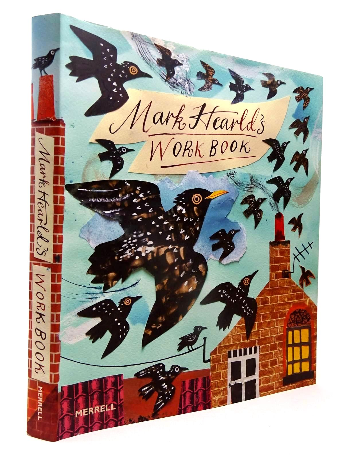 Photo of MARK HERALD'S WORK BOOK written by Martin, Simon illustrated by Herald, Mark published by Merrell Publishers Limited (STOCK CODE: 2130139)  for sale by Stella & Rose's Books
