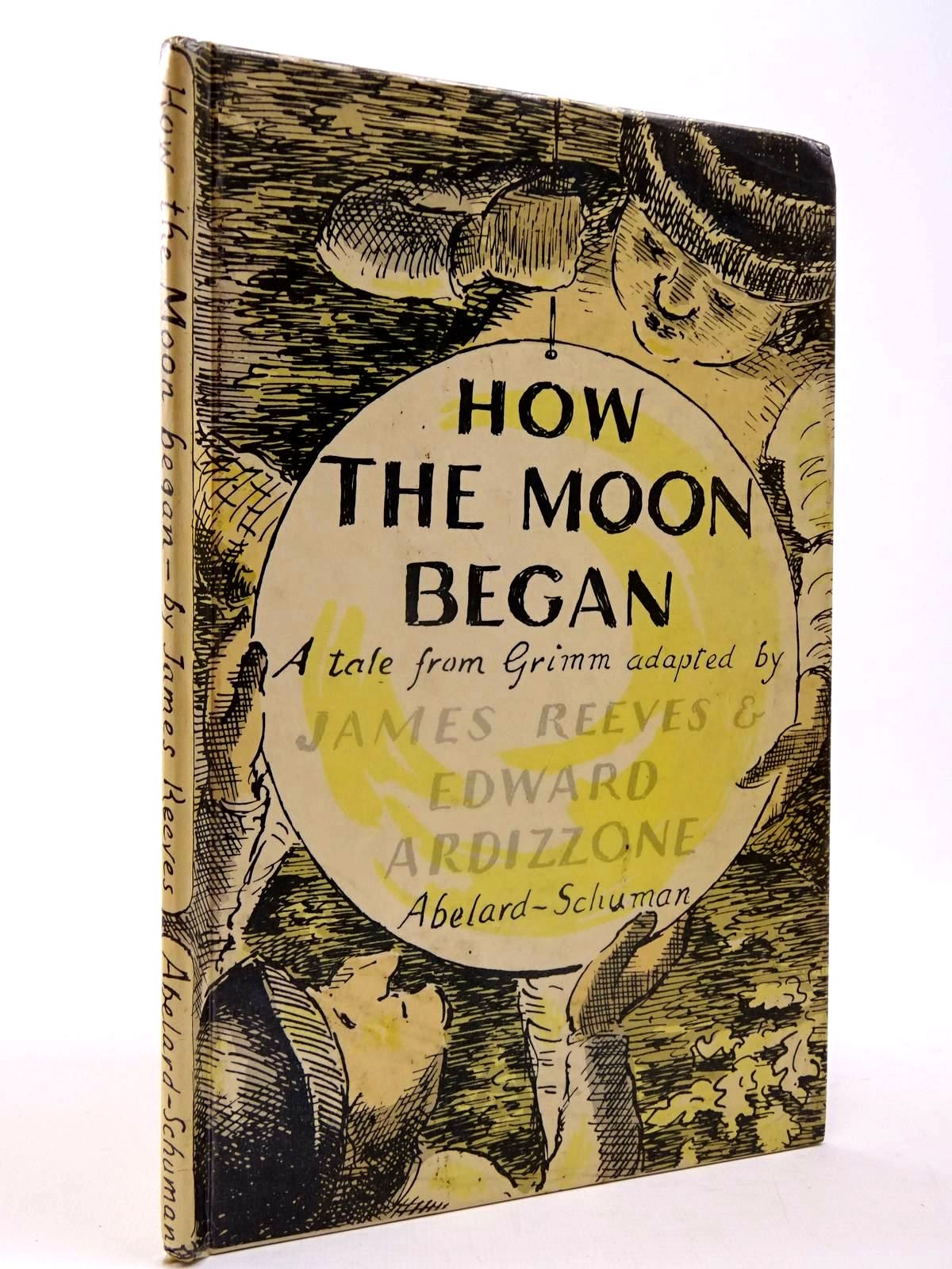 Photo of HOW THE MOON BEGAN- Stock Number: 2130150