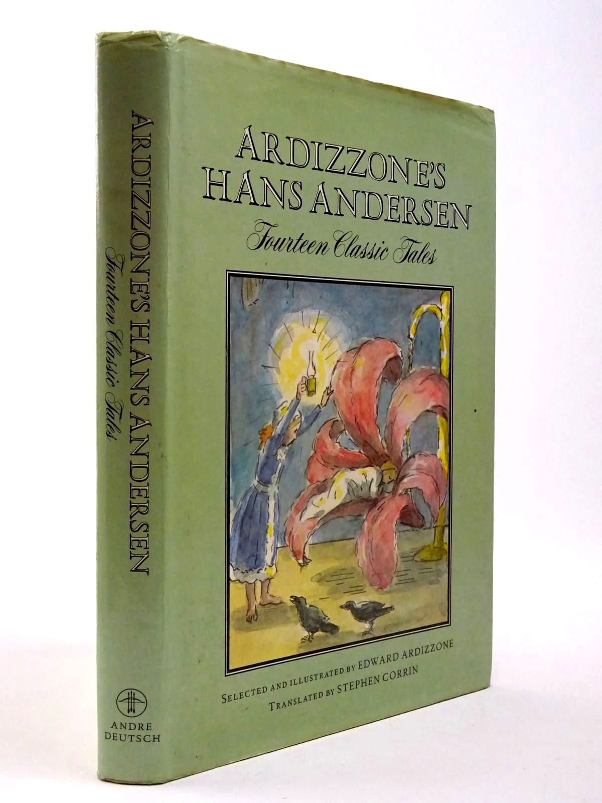 Photo of ARDIZZONE'S HANS ANDERSEN- Stock Number: 2130151