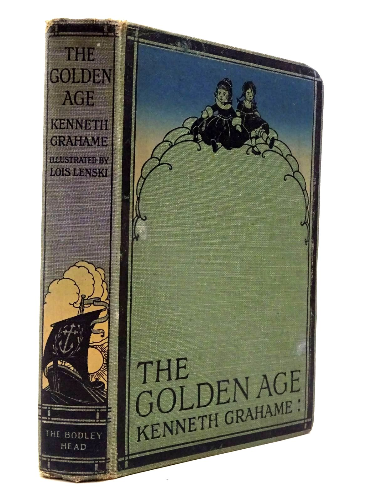 Photo of THE GOLDEN AGE written by Grahame, Kenneth illustrated by Lenski, Lois published by John Lane The Bodley Head (STOCK CODE: 2130157)  for sale by Stella & Rose's Books