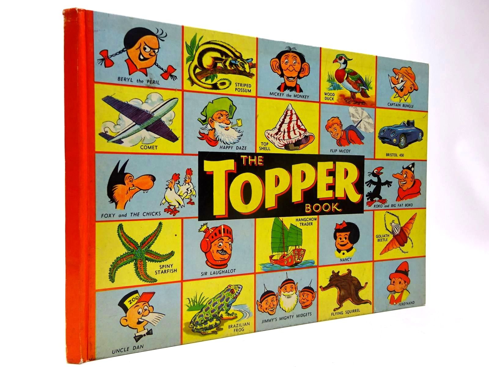 Photo of THE TOPPER BOOK 1957- Stock Number: 2130173